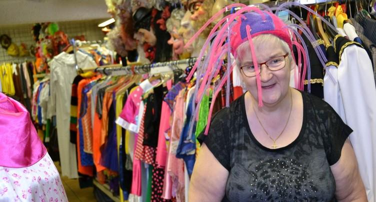 Louer des costumes par amour pour carnaval