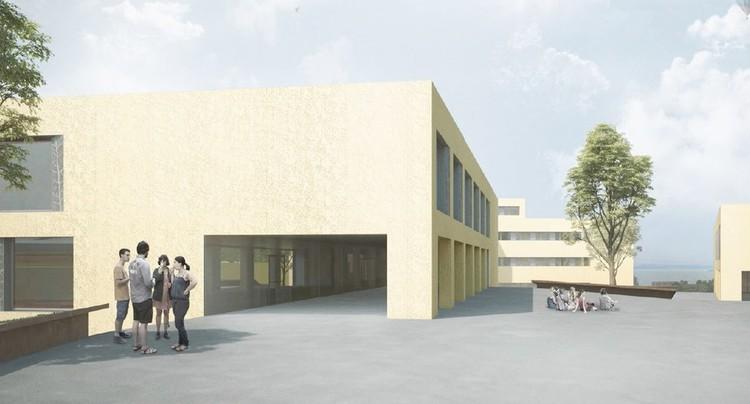 Le projet des collèges dévoilé à St-Blaise