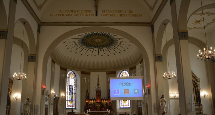 L'église de Courroux a fait peau neuve