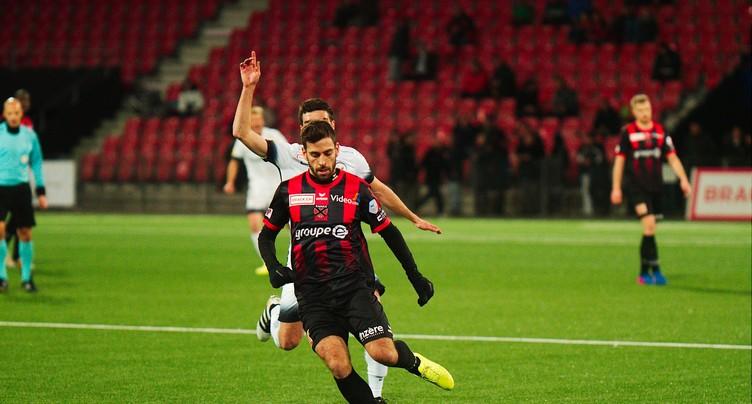 Neuchâtel Xamax FCS à la Coupe horlogère