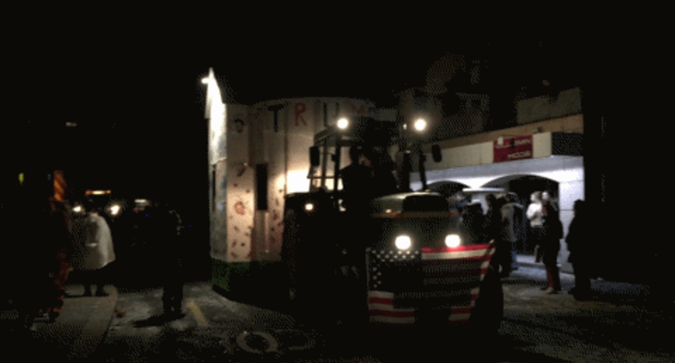 La fête jusqu'au bout de la nuit à Bassecourt
