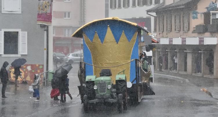 Carnaval des enfants Bassecourt et Delémont - 28.02.17
