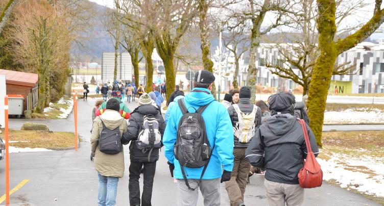 La cohésion cantonale au cœur de la Marche du 1er mars