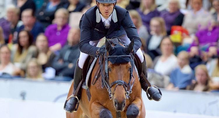 Grand Prix de Saint-Gall : pas de podium pour Steve Guerdat