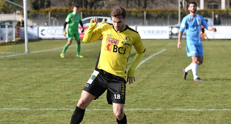 Le FC Bassecourt tenu en échec en match amical