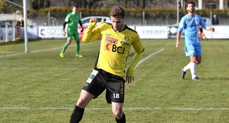 Le FC Bassecourt battu après les tirs au but