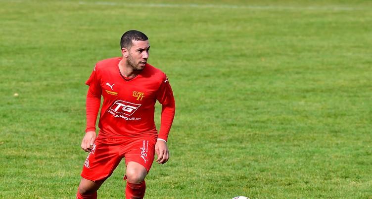Match nul pour le FC Tavannes/Tramelan
