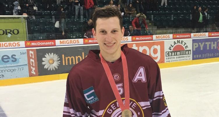 Du bronze pour un hockeyeur jurassien