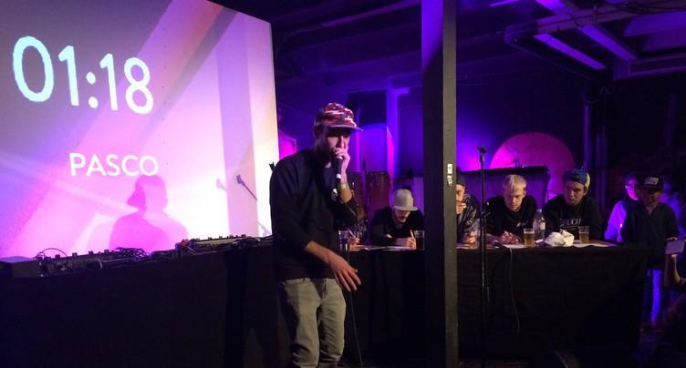La crème du beatbox suisse réunie à Bienne