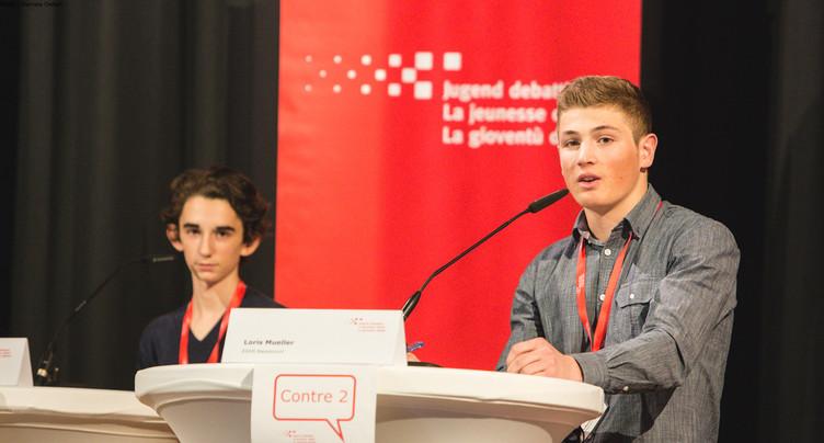 Un élève de Bassecourt champion de Suisse de débat !