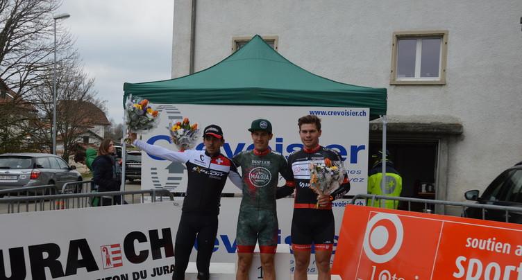 Pas de podium pour le Team Humard Vélo-Passion Renfer aux Genevez