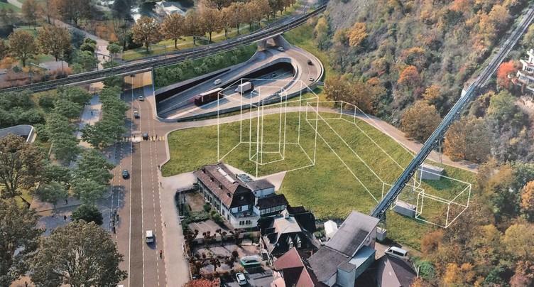 Le projet définitif du contournement ouest de Bienne par l'A5 est sous toit