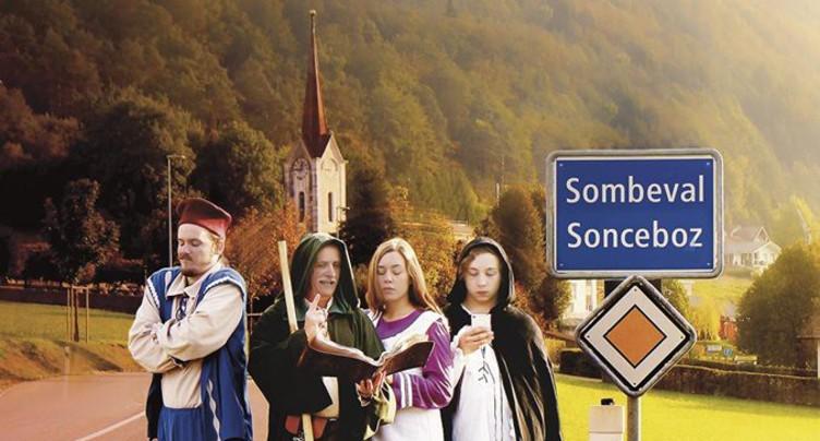 Générique de fin pour les festivités du 1150e anniversaire de Sonceboz-Sombeval
