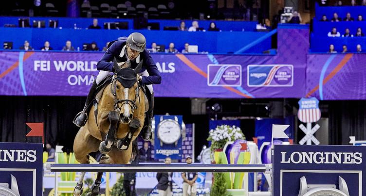 La Suisse en course pour l'or, Steve Guerdat en retrait