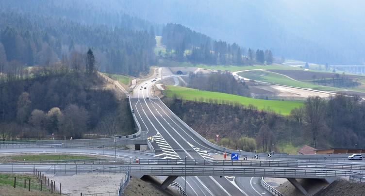 La Transjurane : pour le plus grand bonheur des conducteurs