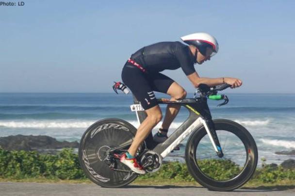 Le Jurassien Romain Christe qualifié pour l'Ironman d'Hawaï