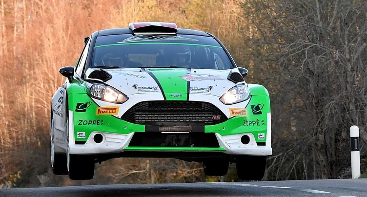 Les régionaux en vue pour le premier rallye de la saison