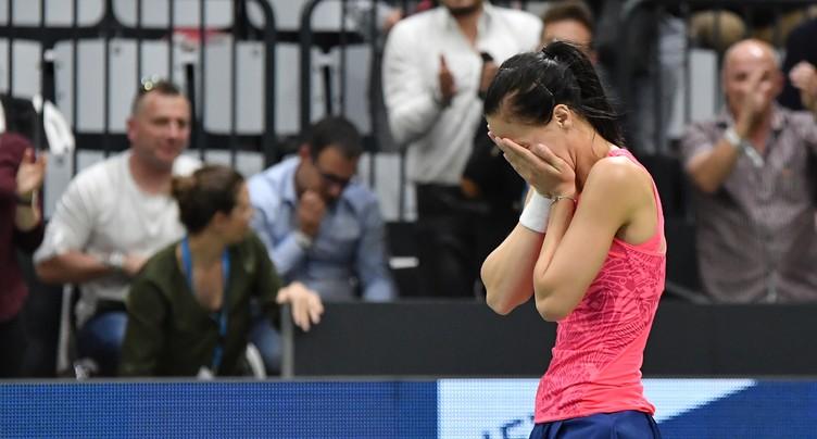 Pas de première pour Viktorija Golubic