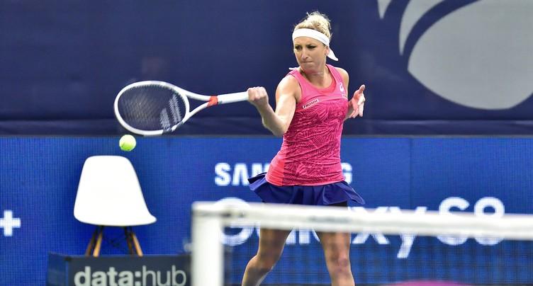 Timéa Bacsinszky n'ira pas à l'Open d'Australie
