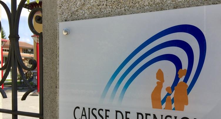 La charge des employeurs et des communes affiliés à la Caisse de pensions revue à la baisse