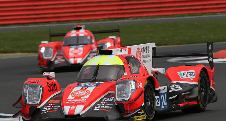 Jonathan Hirschi huitième des 24 heures du Mans