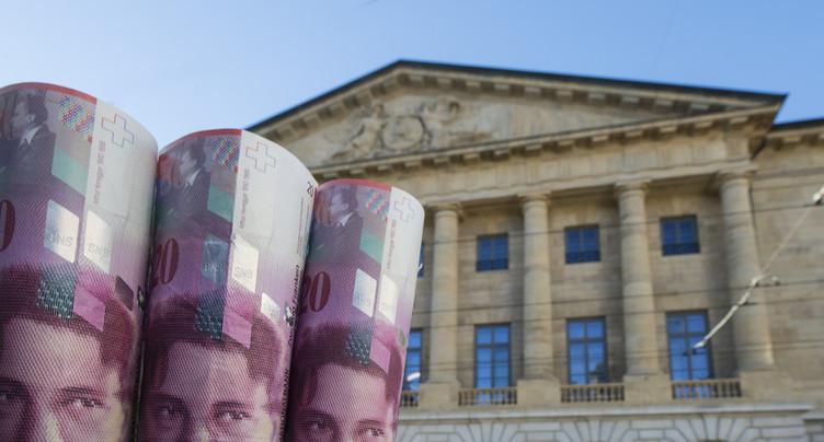 La Ville de Neuchâtel dans les chiffres rouges: une première depuis 2008