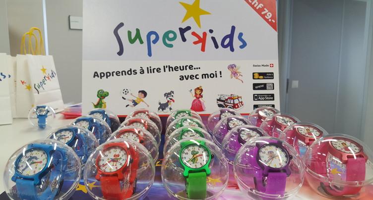 Les montres Superkids de Norkom