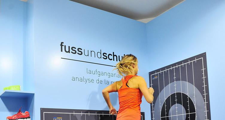 Prenez votre pied pour choisir vos chaussures avec fussundschuh à Bienne !