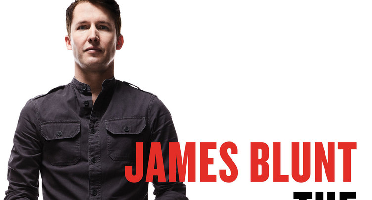James Blunt au Rock Oz'