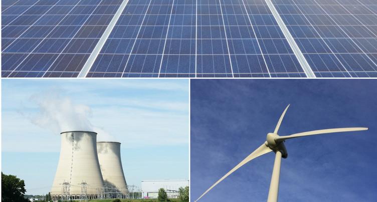 La stratégie énergétique largement soutenue