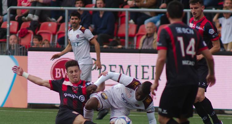 Neuchâtel Xamax bat Servette et prend la tête du classement