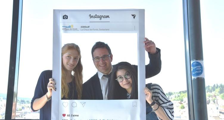 La Tchaux sur Instagram