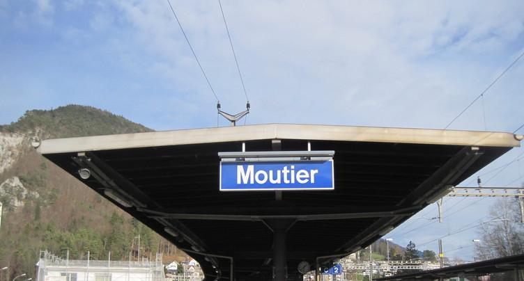 On circule à nouveau normalement sur la ligne Granges - Moutier