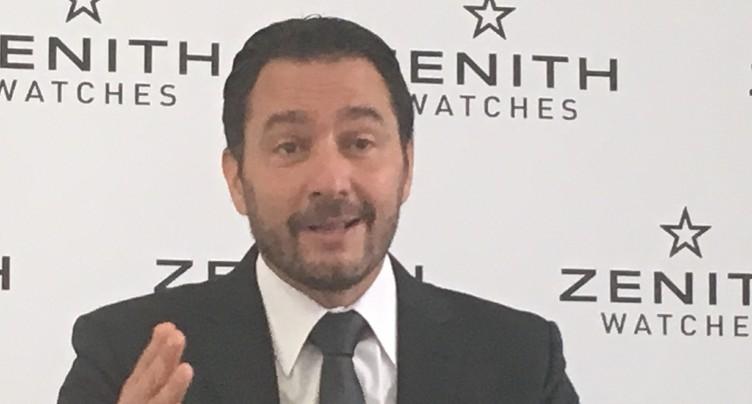 Un nouveau boss pour Zenith