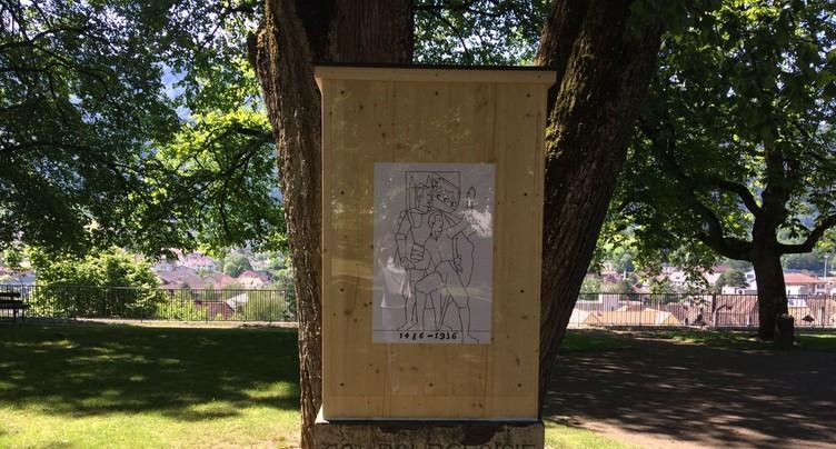 Le groupe Sanglier sort du bois