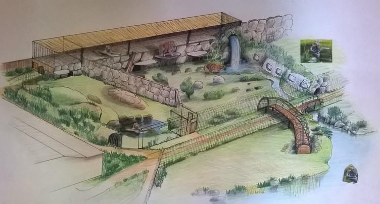 Le Siky Ranch fermé jusqu'au 31 août