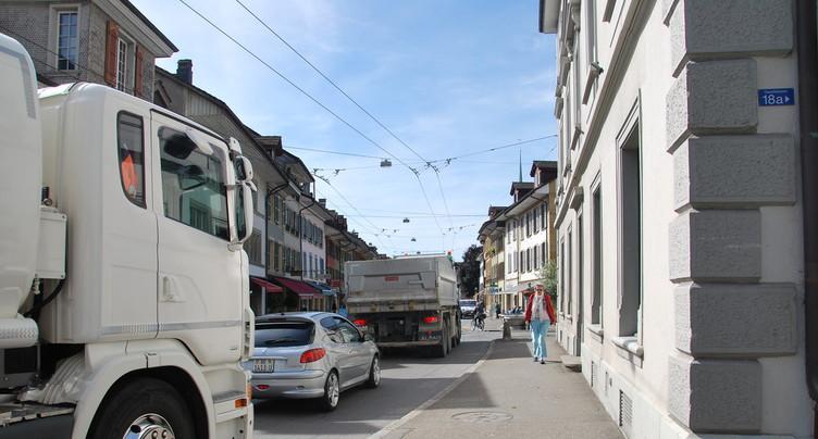 Trafic motorisé: la hantise des Verts de Nidau et Bienne