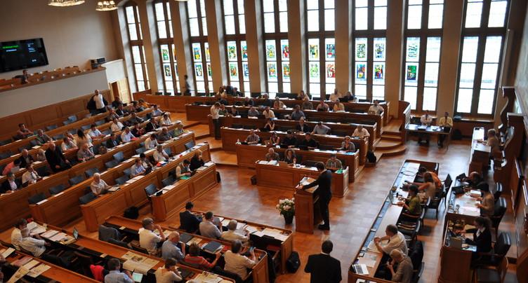 Le parlement bernois veut soutenir les médias