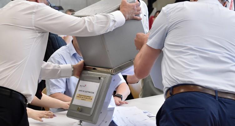 Pas de tourisme électoral à Moutier