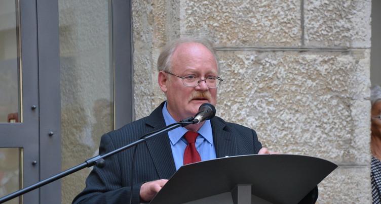 Pierre-André Comte appelle l'UDC JB à balayer devant sa porte