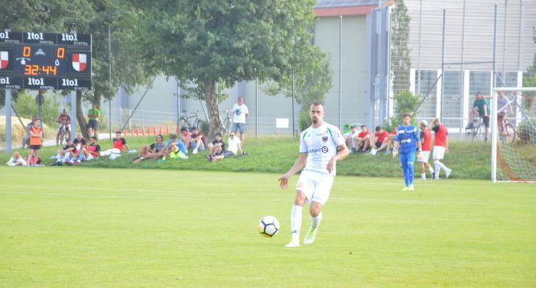 Des tests et une courte défaite pour le premier match amical de Neuchâtel Xamax FCS