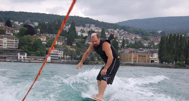 Opération séduction pour le Ski nautique Club Neuchâtel