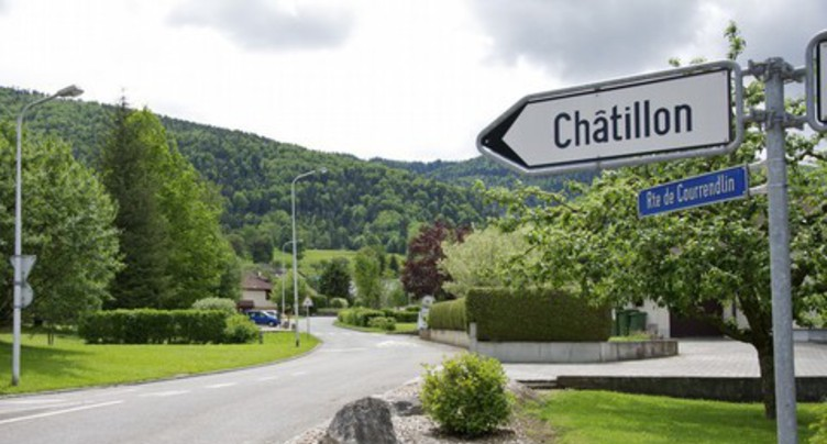 Le Conseil communal de Châtillon au complet
