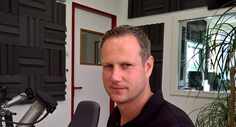 Nicolas Ruedin, un rassembleur à la tête du PLRN