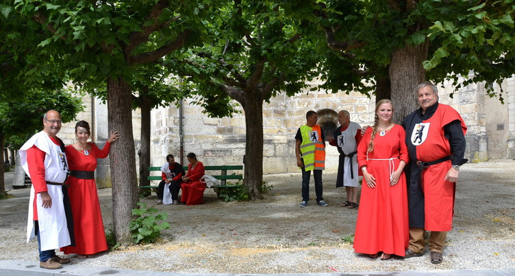 St-Ursanne s'apprête à festoyer