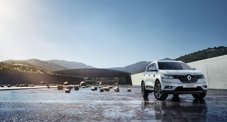 Venez découvrir le nouveau Renault Koleos et faire un essai au Garage ROBERT