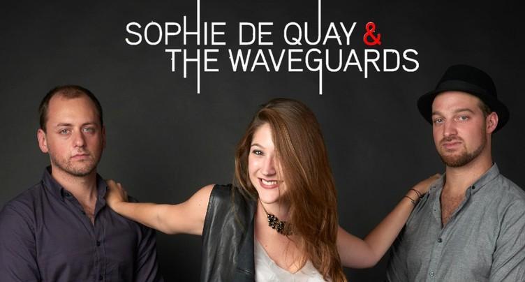 Sophie de Quay & The WaveGuards : Sur un malentendu, ça marche carrément !