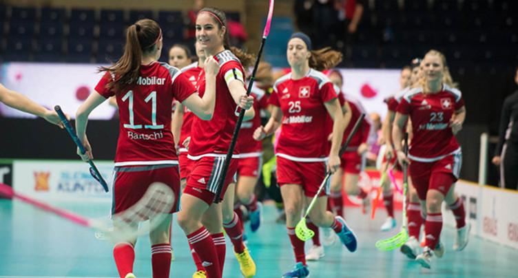 Corcelles candidate pour les championnats du monde féminins de unihockey