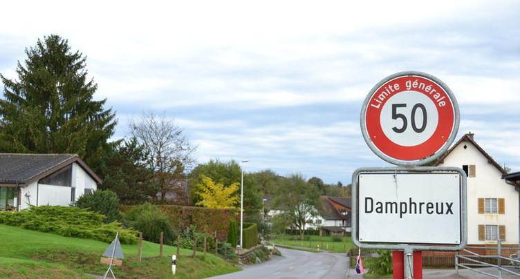 Le budget passe à Damphreux