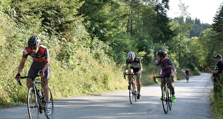 Marc Donzé remporte la 2e étape du Trophée du Doubs